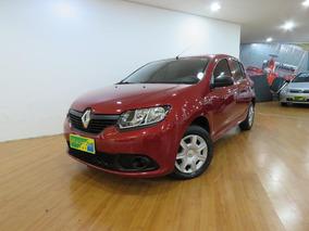 Renault Sandero 1.0 Sce Flex Authentique Completo Impecável