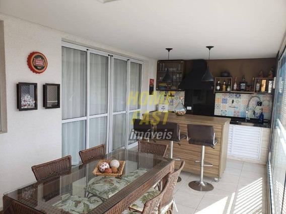 Apartamento No Isla Lago Dos Patos Com 3 Dormitórios À Venda, 114 M² Por R$ 740.000,00 - Vila Galvão - Guarulhos/sp - Ap1413
