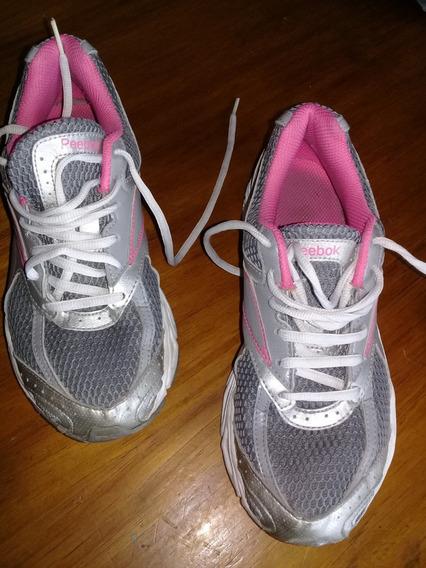 Zapatillas Rebook Dama Talle 36 Leer