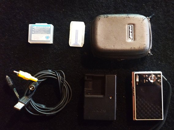 Sony Cyber-shot Dsc T30 7.2mp 2gb