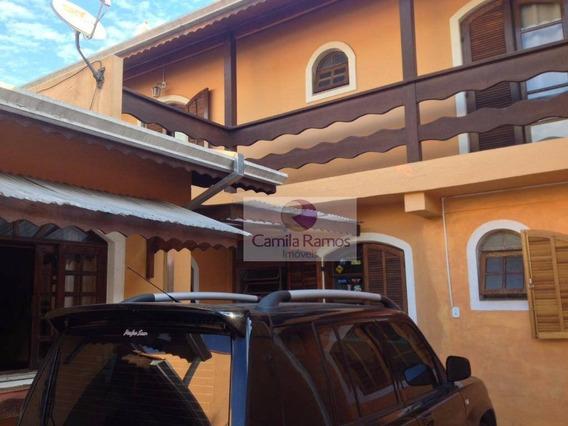 Casa Residencial À Venda, Jardim Revista, Suzano. - Ca0066
