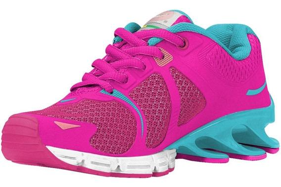 Tenis Defender Pink Neon 800027
