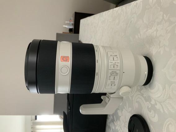 Sony Fe 100-400mm F/4.5-5.6 Gm Oss Nova Na Caixa