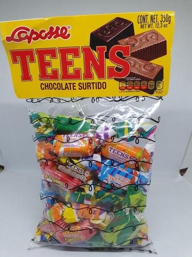 Imagen 1 de 1 de Laposse Choco Teens 350gr