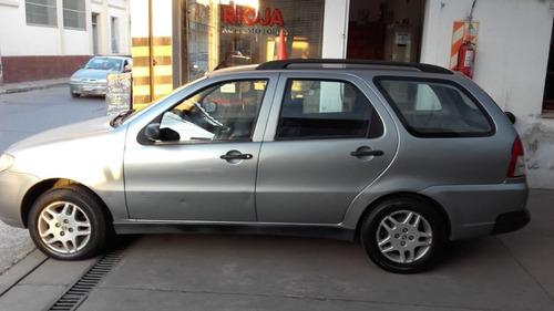 Fiat Palio Weekend Elx Full 1.4 Nafta 2006