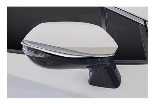 Aplique Cromado Do Retrovisor Corolla 2020 Original