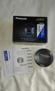 Parlante Portatil Panasonic Sc-rb5 Ek 5w Bluetooth Nuevo