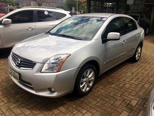 Nissan Sentra 2.0 S Cvt