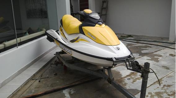 Moto Acuatica Sea Doo Gti