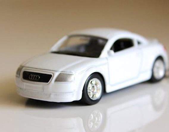 Welly Audi Tt Esc. 1/60 Rosario