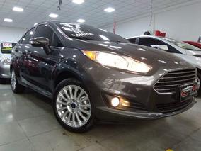 Ford Fiesta Sedan Titanium Powershift 1.6