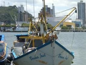 Barco Tranheira 13m (completo)