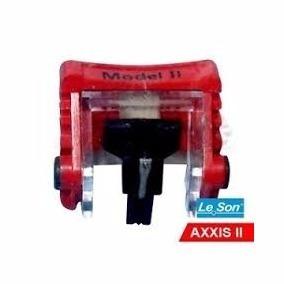 Agulha Axxis Ii / Ix Original Leson Somos Loja Física