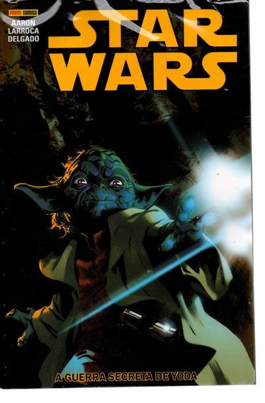 Star Wars 6 A Guerra Secreta De Yoda - Bonellihq Cx246 E19