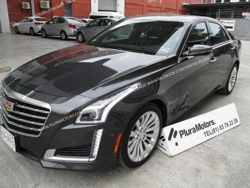 Cadillac 2018 Cts Premium Automático Eléctrico $659,000
