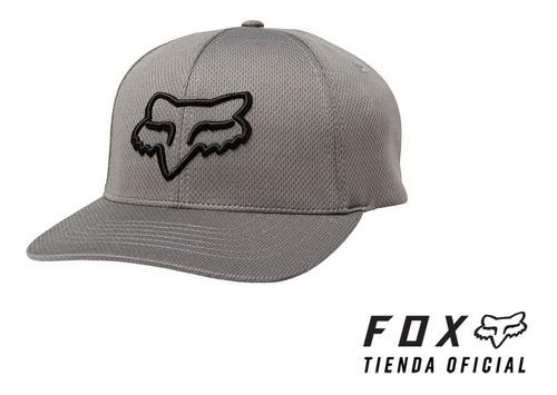 Gorra Fox Lithotype Flexfit Hat  #21976-300 - Tienda Oficial