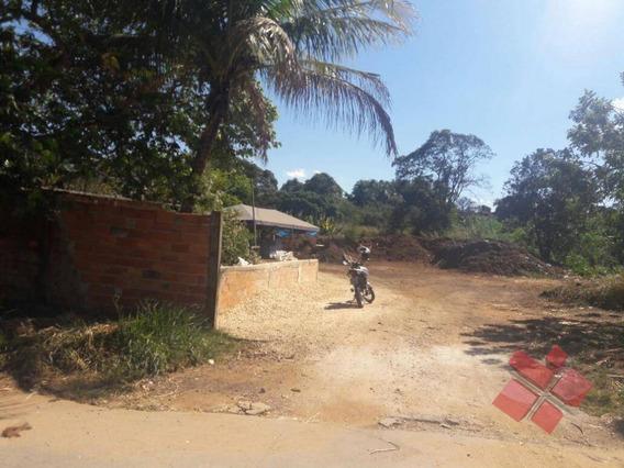 Terreno Para Venda Ou Locação, Cidade Vera Cruz, Aparecida De Goiânia. - Te0011
