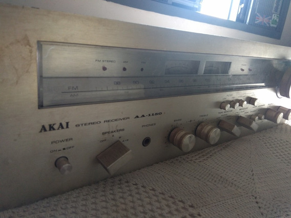 Receiver Akai Aa 1150/sansui/pionner/marantz/cce/techinics