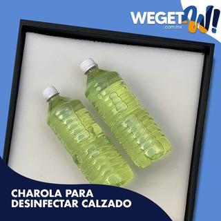 Charola Desinfectante Proteje Tu Familia Casa De Virus Y Bac