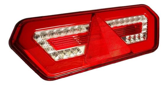 Lanterna Traseira Guerra Diamond 3 Carreta 24vts Original