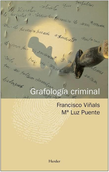 Grafologia Criminal Viñals Puente Herder