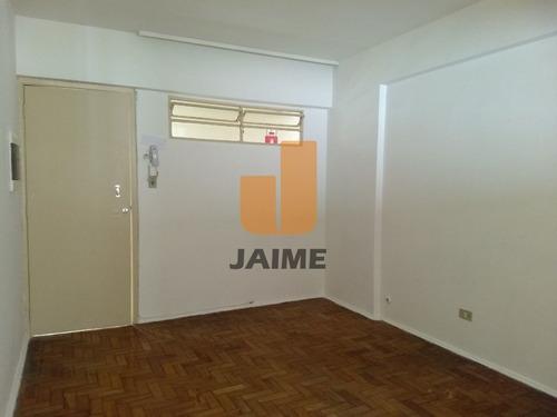 Kitnet De 1 Dormitório. - Ja343
