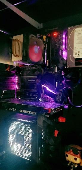 Computador Gamer - I7 8700k / Z370 Carbon Gaming / Rtx 2060