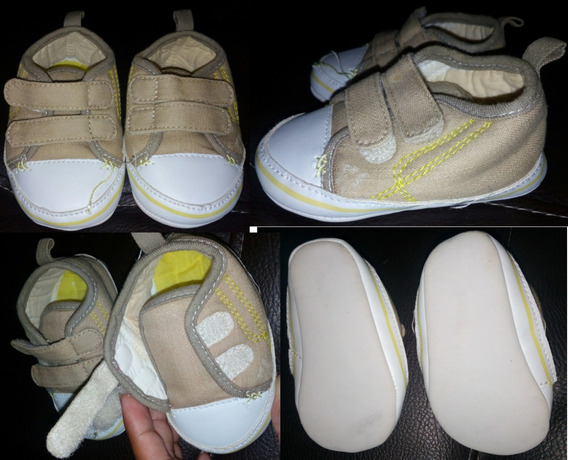 Zapatos Para Niño-bebé. Talla 15, 18 Y De 6 A 9 Meses