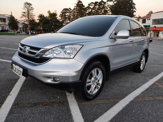 Honda Cr-v 2.0 Exl 4x4 Automatica 5 Portas Segunda Dona
