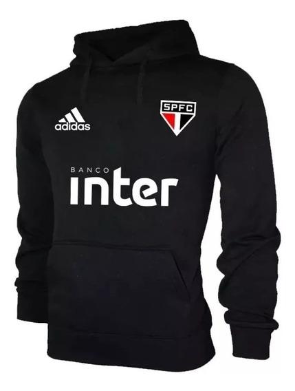Blusa De Frio Moletom São Paulo Time De Futebol