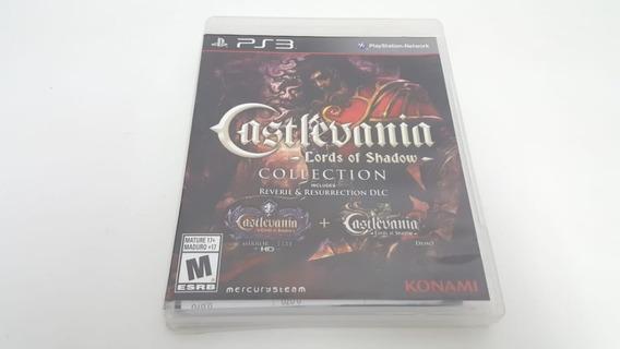 Jogo Castlevania Lords Of Shadow 1 - Ps3 - Original