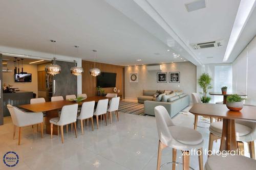 Apartamento Com 4 Dorms, Gonzaga, Santos - R$ 2.45 Mi, Cod: 17639 - A17639