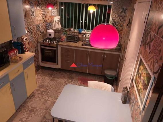 Sobrado Com 3 Dormitórios À Venda, 95 M² Por R$ 540.000,00 - Butantã - São Paulo/sp - So2217