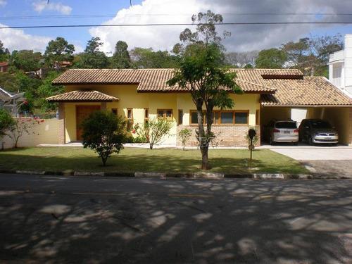 Imagem 1 de 30 de Casa Com 3 Dormitórios À Venda, 345 M² Por R$ 1.125.000,00 - Monte Catine - Vargem Grande Paulista/sp - Ca9006