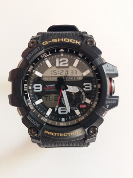 Relógio Casio G-shock Mudmaster Gg-1000 Original