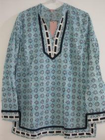 Blusa Bata Saint Tropez Importada Nova- 100% Original