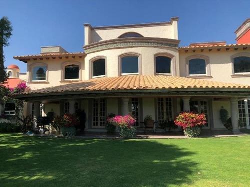 Imagen 1 de 14 de Residencia En Hacienda Vista Al Campo De Golf 7 Rec Con Baño