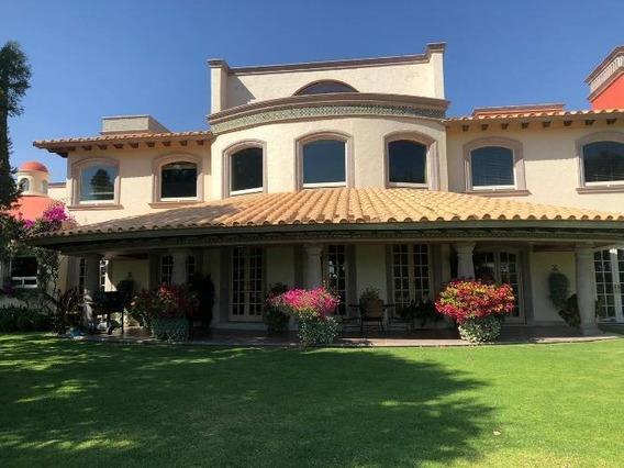 Residencia En Hacienda Vista Al Campo De Golf 7 Rec Con Baño