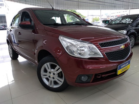 Chevrolet Agile 1.4 Mpfi Ltz 8v Flex 4p Manual 2011/2012