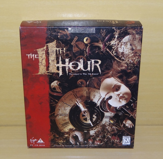The 11th Hour - The Sequel To The 7th Guest - Pc