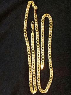 Cadena Oro Italiano 750(18k) Gucci-leer Descripcion Primero