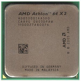 Proc. Amd Athlon 64 X2 5000+ 2,6ghz - Sock Am2 Ado5000iaa5do
