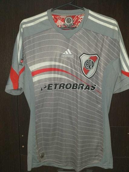 Camiseta River Plate Gris 2008