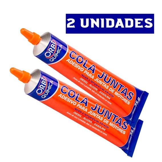 Cola Junta Motor 75g 2 Unidades - Orbi