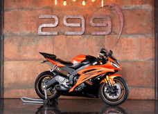 Yamaha Yzf R6 2009/2009
