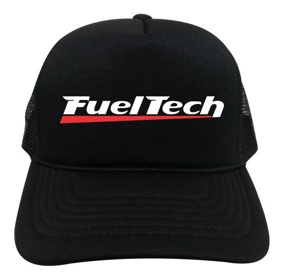 Boné Fueltech