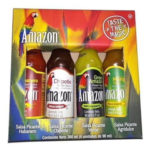 Ají Amazon 4 Pack - L a $23