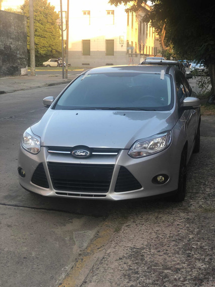 Ford Focus Iii 1.6 S 2014 Excelente