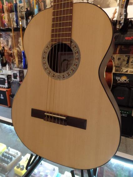 Guitarra Clásica Criolla Fonseca Modelo 31 M Mate Estudio