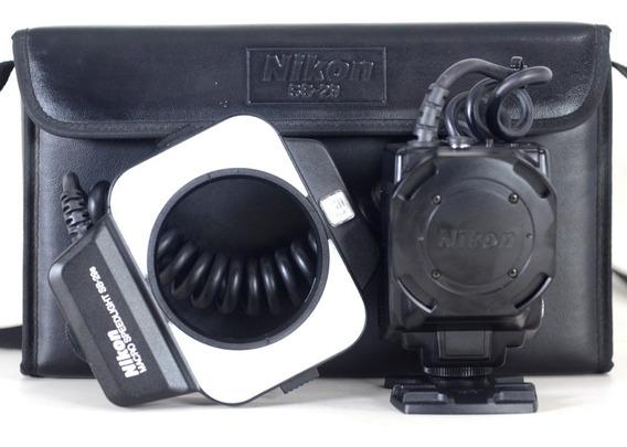 Flash Original Nikon Sb29s Macro Foto Closeup Ring Flash